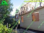 Строительство дома из бруса Д-86
